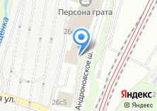 Компания «Time4me» на карте
