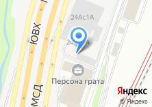 Компания «Тенет» на карте