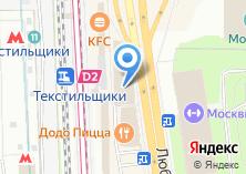Компания «Транс Тур» на карте