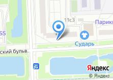 Компания «Digitale77.ru» на карте
