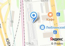 Компания «Авто-Москвич-25» на карте
