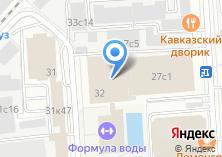 Компания «Юность Москвы» на карте
