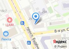 Компания «Велена» на карте