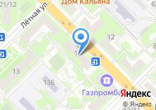 Компания «Лина-М» на карте