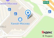 Компания «Ханой-Москва» на карте