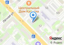 Компания «Макси-Слог» на карте
