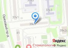 Компания «СПЕЦРЕМЭЛЕКТРО» на карте