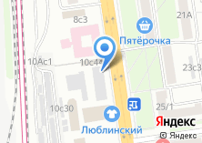 Компания «МосВитес» на карте