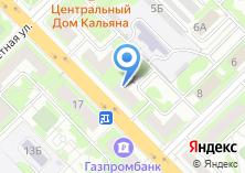 Компания «РЕНОВАРУМ» на карте