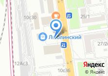 Компания «Магазин молочной продукции» на карте