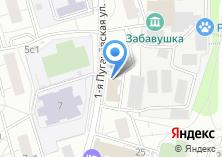 Компания «Архитектурное бюро Станислава Асташевского» на карте