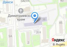 Компания «Институт банковского дела» на карте
