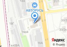 Компания «Управление вневедомственной охраны ГУ МВД России по г. Москве» на карте