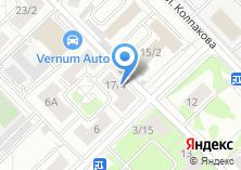 Компания «ГЕОЛА» на карте