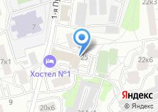 Компания «ЛидерАвто» на карте