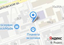 Компания «Типография Альянс» на карте