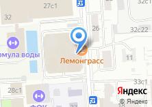 Компания «Миронофф» на карте