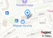 Компания «Магазин фастфудной продукции на Воронежской» на карте