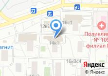 Компания «Русский хмель» на карте