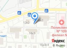 Компания «У Сергея» на карте