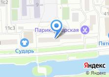 Компания «Орловчанка» на карте