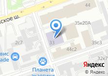 Компания «3star.ru» на карте