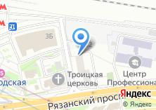 Компания «Бильярдный зал» на карте