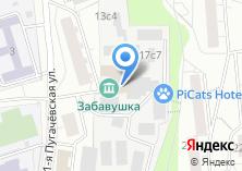 Компания «Забавушка» на карте