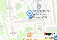 Компания «Нотариус Гостева Н.М.» на карте