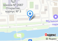 Компания «Останкино» на карте