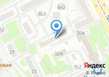 Компания «Дистанция» на карте