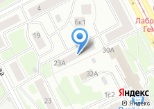 Компания «ЭЛЬФАРМА» на карте