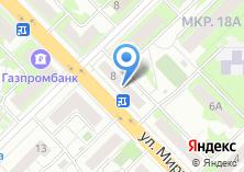 Компания «Pk-master» на карте