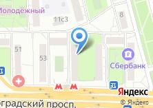Компания «Минимаркет-Z» на карте