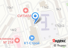 Компания «Анита Товнар» на карте