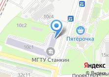 Компания «Atlas» на карте