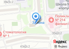 Компания «ЭРиК» на карте