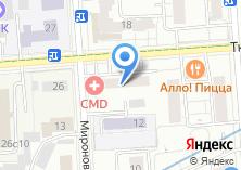 Компания «Центральная детская библиотека №65 им. В.М. Загорского» на карте