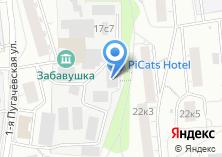 Компания «Ривэпарк» на карте