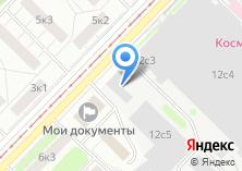 Компания «Всероссийский центр банкротства и антикризисного управления» на карте