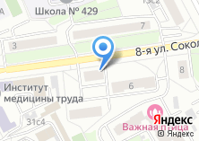 Компания «Русаб-21» на карте