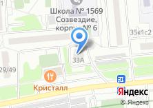 Компания «УК КОМФОРТ» на карте