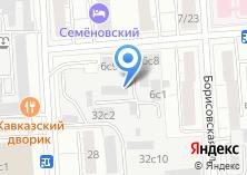 Компания «На Семеновской» на карте