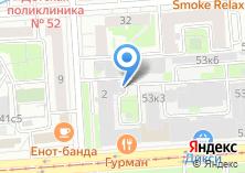 Компания «Столовая №8» на карте