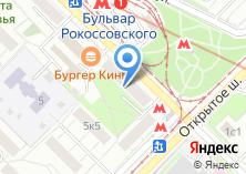 Компания «Богородское» на карте