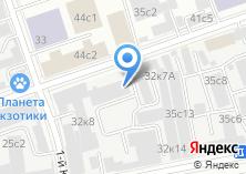 Компания «Конструкторское бюро транспортно-химического машиностроения» на карте