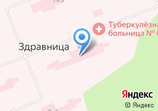 Компания «Туберкулезная больница №6» на карте