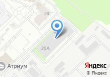 Компания «Гаражно-потребительский кооператив №7» на карте