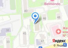 Компания «АЦГХ» на карте