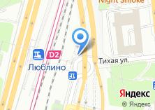 Компания «Автостоянка №205» на карте